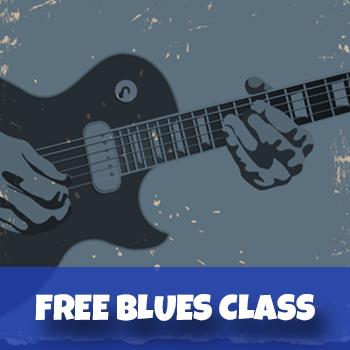Free Blues Guitar Kickstarter Class
