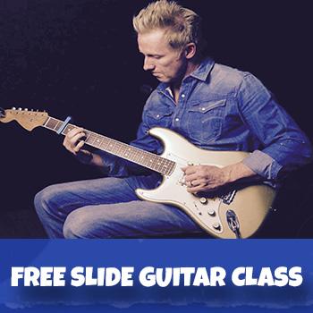 FREE SLIDE GUITAR BEGINNERS CLASS