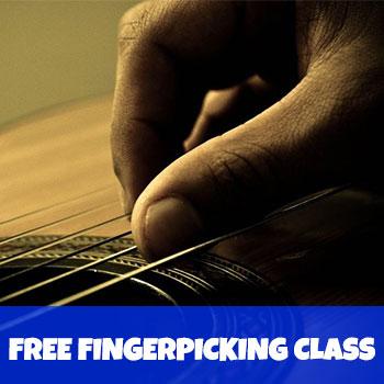 FREE FINGERPICKING CLASS